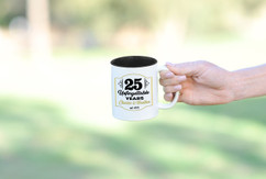 Personalized Mug - Unforgettable Years