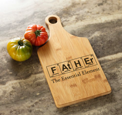 Engraved Cheeseboard - Father Chemistry