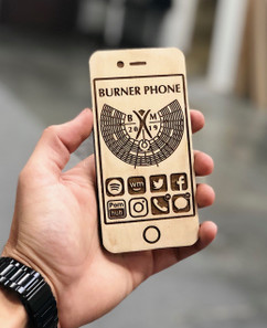 The Burner Phone
