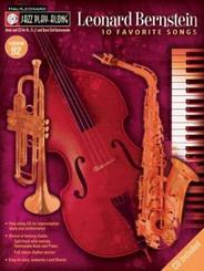 Jazz Play Along - 10 Favorite Songs of Leonard Bernstein