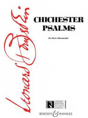 Chichester Psalms (Full Score)