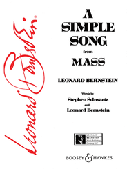 A Simple Song from Mass