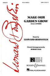 Make Our Garden Grow - Choral Arrangement