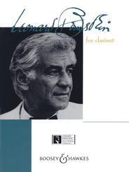 Bernstein for Clarinet and Piano