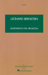 Divertimento For Orchestra (Study Score)