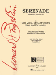 Serenade Violin and Piano