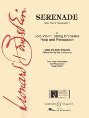 Serenade Violin and Piano