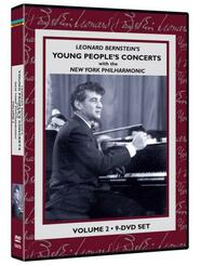 Young Peoples Concerts on DVD Volume 2