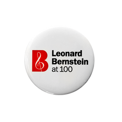 Leonard Bernstein at 100 White Button
