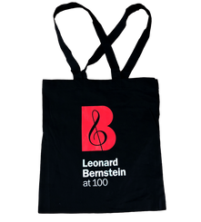 Leonard Bernstein at 100 Tote Bag