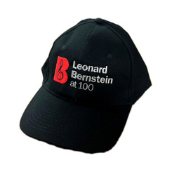 LB100 Baseball Hat (Black)