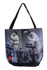 LB100 Ruth Orkin Photo Tote Bag