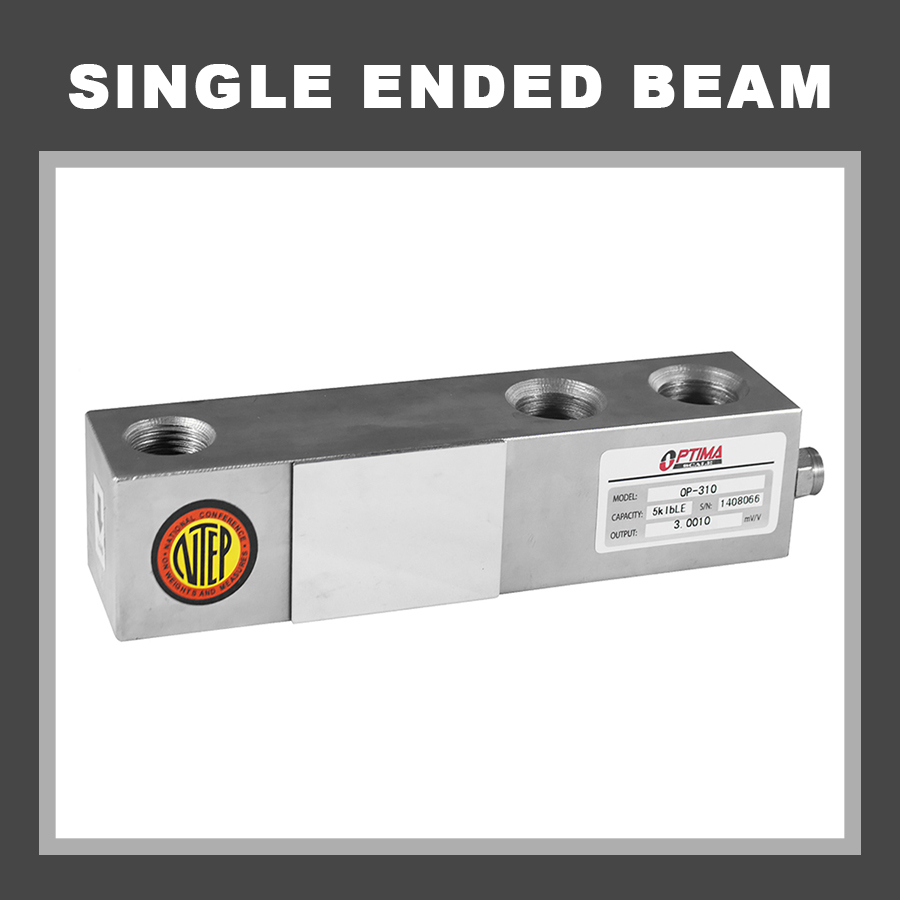 Single Ended Beam Load Cell