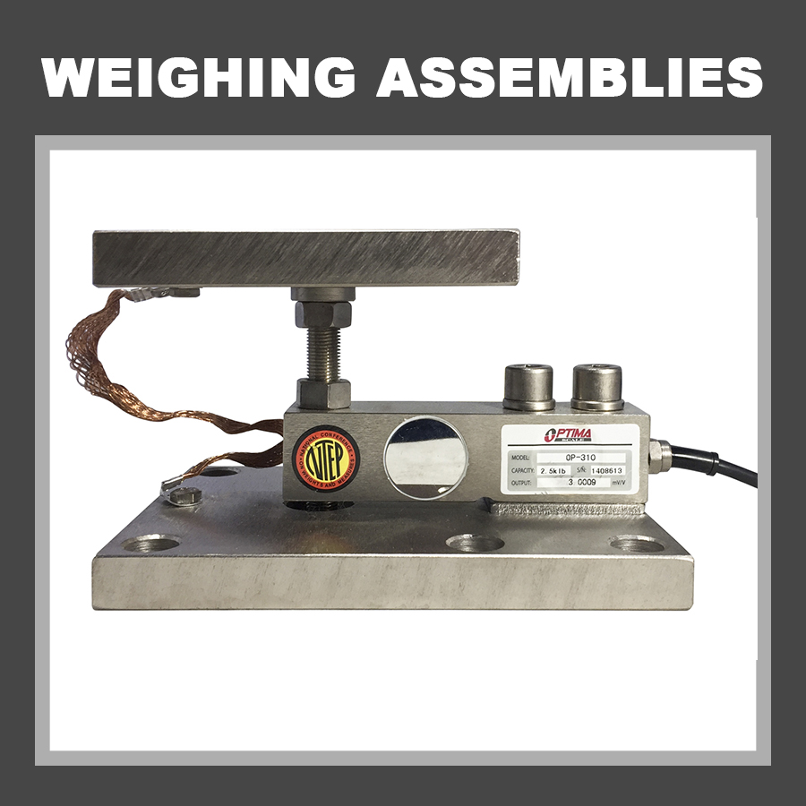 Weighing Assemblies and Tank Mounts