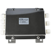 OP-416-6-S Stainless 6 Port Junction Box