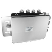 OP-416-8-S Stainless 8 Port Junction Box