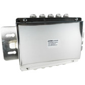 OP-416-10-S Stainless 10 Port Junction Box