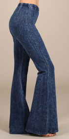 Woodstock Bells ~Dark Denim (S-3X)