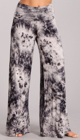 Tie Dye Lounge Palazzo Pants (2 Smalls Left)