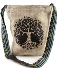 Tree of Life Hemp Bag