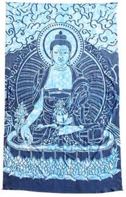 Meditating Buddha Tapestry