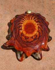 Third Eye Pinecone ~ Natural