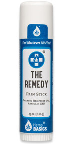 The Remedy Pain Stick w/ CBD