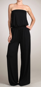 Aretha Strapless Jumpsuit (Small Only)