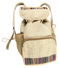 Journey Hemp Backpack (1 LEFT) 40% Off