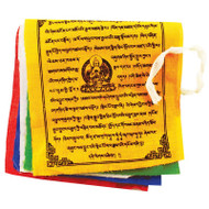 Buddha Prayer Flags