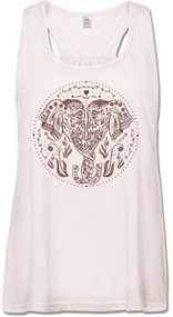 Twisted Trunk Elephant Tank (S & XL Left)