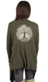 Tree of Life Cardigan