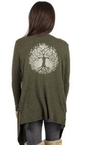 Tree of Life Cardigan