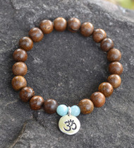 Peaceful Om Bracelet