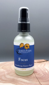 Focus Spray ~ with Grapefruit, Rosemary, Lemon, & Peppermint