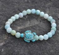 Rustic Sea Turtle Bracelet