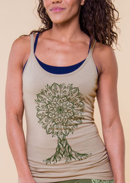 Tree Mandala Tank (2 Smalls Left)