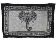Tranquil Elephant Tapestry