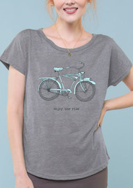 Enjoy the Ride Slouch Tee