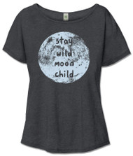 Stay Wild Moon Child Slouch Tee