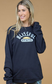 Blissful State Organic Sweatshirt (M, L, & XL Left)