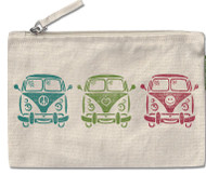 Hippie Bus Large Pouch