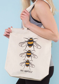 Bee Yourself Tote