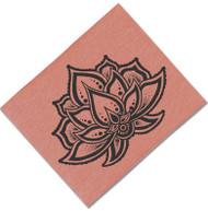 Tubular Headband: Jewel Lotus