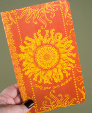 Carry Your Own Sunshine Notebook