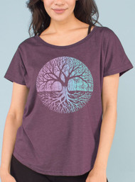 Tree of Life Slouch Tee