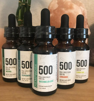 Hempworx Full Spectrum CBD Oil 500mg