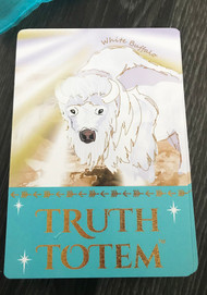 Truth Totem Cards: White Buffalo