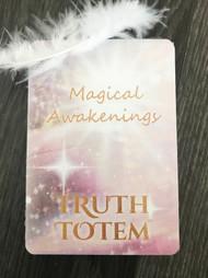 Truth Totem Cards: Magical Awakenings