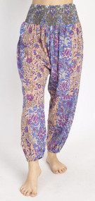 Flower Power Harem Pants